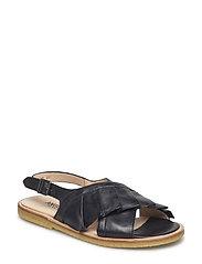 huge selection of 4bdc2 2783a Sandals - flat - 1604 BLACK