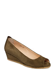 Sandals - flat - open toe - clo