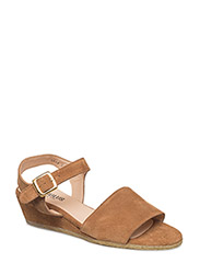 Sandals - flat - open toe - clo - 1168 TAN