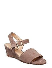 Sandals - flat - open toe - clo - 2202 DUSTY LAVENDER