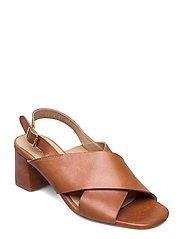 Sandals - Block heels - 1789 TAN