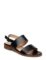 Sandals - flat - 1835 BLACK