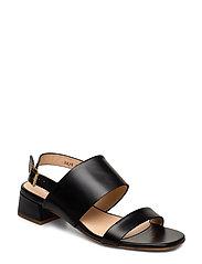 Sandals - Block heels - 1835 BLACK