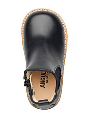 Booties - flat - with zipper