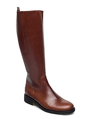 Long boot - 1837/002 BROWN/DARK BROWN