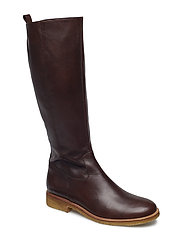 Long boot - 1562/002 ANGULUS BROWN/ MEDIUM