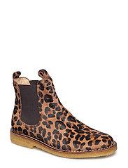Chelsea boot - 1110/002 LEO PONY /BROWN