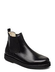 Chelsea boot - 1835/019 SORT/SORT