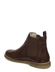 Chelsea boot - 2509/040 MEDIUM BROWN/ COGNAC