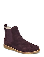 Chelsea boot - 2195/031 BORDEAUX