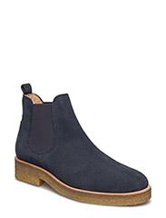 Chelsea boot - 1147/018 NAVY/DARK GREY