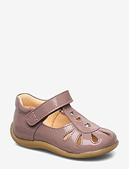 ANGULUS - Sandals - flat - closed toe -  - lauflernschuhe - 1387 rose - 0