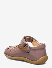 ANGULUS - Sandals - flat - closed toe -  - lauflernschuhe - 1387 rose - 2