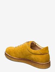 ANGULUS - Shoes - flat - with lace - buty sznurowane - 2201 yellow - 2