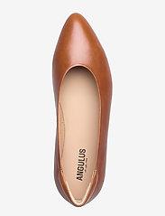 ANGULUS - Ballerina - ballerinas - 1838 cognac - 3
