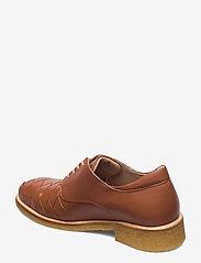 ANGULUS - Shoes - flat - snøresko - 1431 cognac - 2