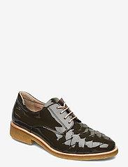 ANGULUS - Shoes - flat - schnürschuhe - 2345 olive - 0