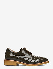ANGULUS - Shoes - flat - snøresko - 2345 olive - 1