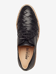 ANGULUS - Shoes - flat - schnürschuhe - 1604 black - 3