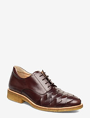 ANGULUS - Shoes - flat - schnürschuhe - 1836 dark brown - 0
