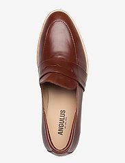 ANGULUS - Loafer - flat - instappers - 1837 brown - 3