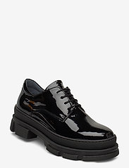 ANGULUS - Shoes - flat - with lace - snøresko - 2320 black - 0