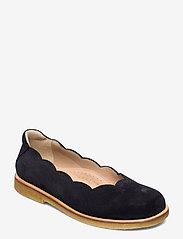 ANGULUS - Ballerina - ballerinas - 2215 navy - 0