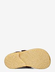 ANGULUS - Boots - flat - with velcro - lauflernschuhe - 1536/2195 bordeaux shine/b - 4