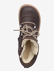 ANGULUS - Boots - flat - with velcro - boots - 1660/1660/2022 dark brown/refl - 3