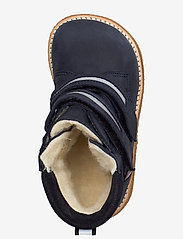 ANGULUS - Boots - flat - with velcro - lauflernschuhe - 1587/2012/2215/2022 navy/refle - 3