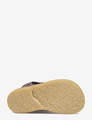 ANGULUS - Boots - flat - with velcro - stövlar & kängor - 1536 bordeaux shine - 4