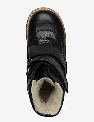 ANGULUS - Boots - flat - with velcro - vinterstövlar - 2504 black - 3