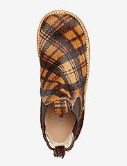 ANGULUS - Chelsea boot - støvler - 1105/002 checked pony/brown - 3
