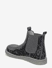 ANGULUS - Chelsea boot - stövlar & kängor - 2504/001 black/black - 2