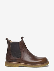 ANGULUS - Chelsea boot - støvler - 2509/002 medium brown/medium b - 1