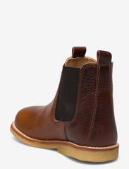 ANGULUS - Chelsea boot - støvler - 2509/002 medium brown/medium b - 2