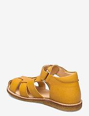 ANGULUS - Baby shoe - lauflernschuhe - 1544 yellow - 2