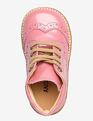ANGULUS - Shoes - flat - with lace - lauflernschuhe - 2389 rose pink - 3