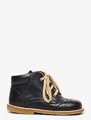 ANGULUS - Baby shoe - lauflernschuhe - 1604 black - 1