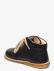 ANGULUS - Baby shoe - lauflernschuhe - 1604 black - 2