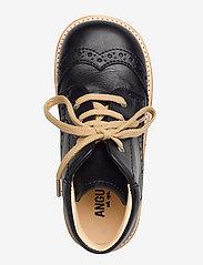 ANGULUS - Baby shoe - lauflernschuhe - 1604 black - 3