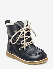 ANGULUS - 2380 - vinter boots - 1989/1530 navy/navy - 0