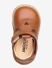 ANGULUS - ***T - bar Shoe*** - sandaler - 1431 cognac - 3