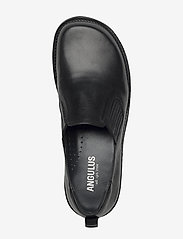 ANGULUS - Shoes - flat - with elastic - flache schuhe - 1604/001 black/black - 3