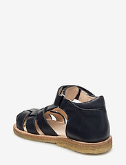 ANGULUS - Baby sandal - sandals - 1530 navy - 2