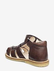 ANGULUS - Baby sandal - sko - 1562 angulus brown - 2