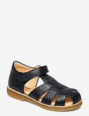 Sandals - flat - closed toe -  - 1989 NAVY