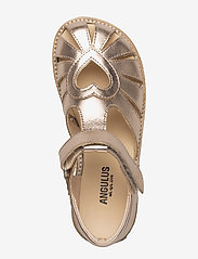 ANGULUS - Sandal with heart detail - sandals - 1311 rose copper - 3