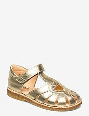 Sandals - flat - closed toe -  - 1317 GOLD
