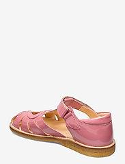 ANGULUS - Sandals - flat - closed toe -  - strap sandals - 2389 rose pink - 2
